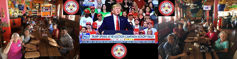 RPK watching Trump's 2020 Campaign Kickoff